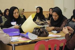 کارگاه های آموزش خلاق و ترویج کتابخوانی برای مربیان بم و کرمان-تجربهها و گزارشها