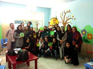 کارگاه های آموزش خلاق در موسسه مطالعه و خلاقیت کودک و نوجوان شیراز- مرداد و شهریور 93 (13)