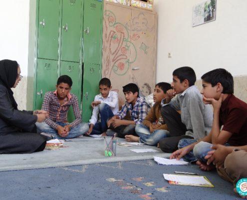 کتابخانه مشیر آباد یزد