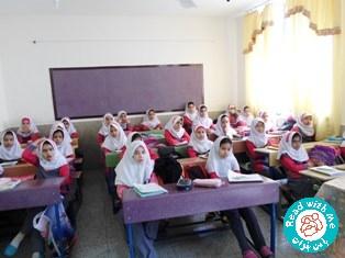 کتابخانه مدرسه مرصع یزدانی