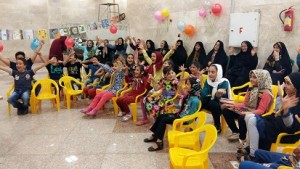 The opening ceremony of Read with Me library/Read with Me in Child Foundation - Sep 2015