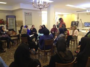 Children in Crises Workshop - Read with Me Workshops - OCT 2015