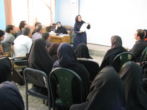 Read with Me workshop in Lorestan Koohdasht -2015 oct