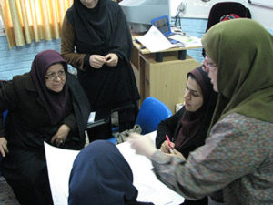 Environment Workshop for Teachers and Tutors - Read with Me in South Khorasan - Dec 2015
