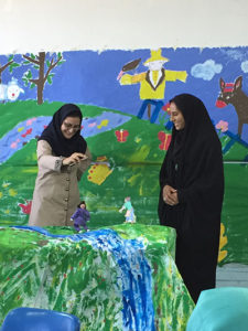 Marionette Workshop for Teachers and Tutors - Read with Me in South Khorasan - Dec 2015