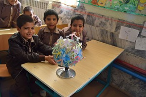 Activities Related to Reading Aloud - Read with Me in South Khorasan - Jan 2016