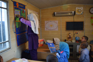 RWM cloth pocket libraries - Read with Me in South Khorasan - Mar 2016