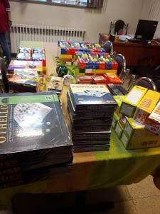 Prizes for book reading competition - Read with Me in SazvarSazeh Azarestan - May 2016