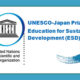 جایزه یونسکو ـژاپن در زمینه آموزش برای توسعه پایدار