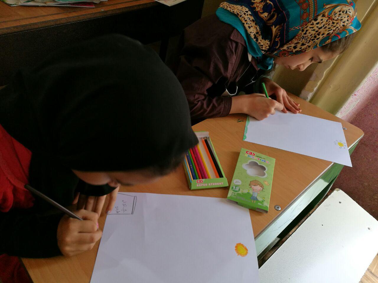 با من بخوان، مرکز توانمندسازی آوای ماندگار- تهران- تابستان 95
