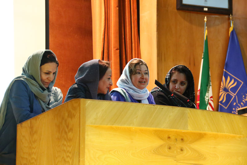 Read with Me rountable: challenges, experiences and memories of running Read with Me project in remote areas of Iran
