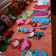 Handmade Toys by Mothers in children in the Gathering of the Reading with Babies and Toddlers Program - Read with Me in MahmoudAbad - January 2017
