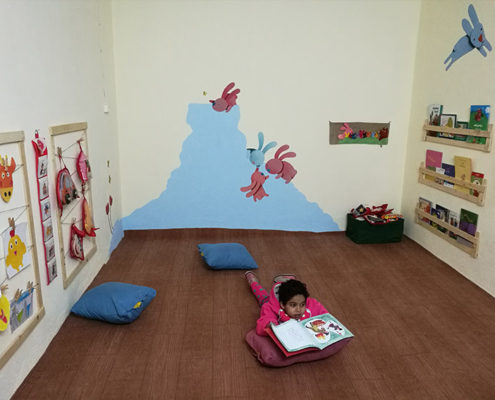 The Child-centered Library in Salakh, Qeshm