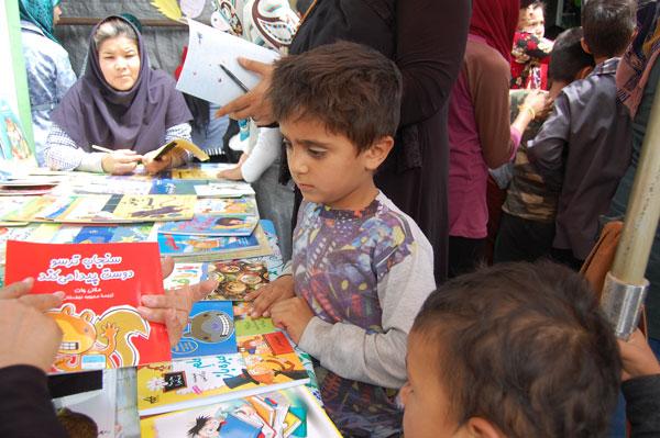 Quality books exhibition
