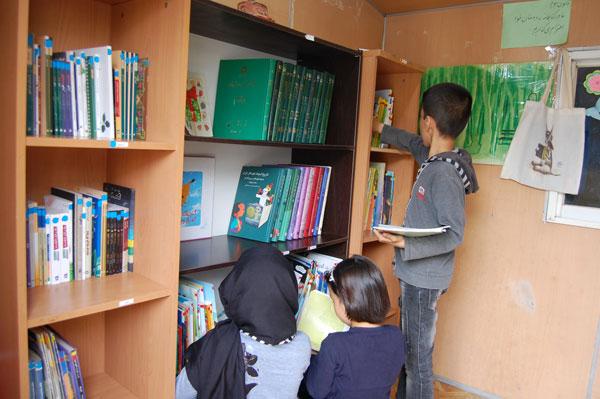 کتابهای باکیفیت در اختیار کودکان، خانوادهها و مدرسهها