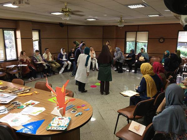 بازبینی کارگاه با حضور کارشناسان و آموزشگران «با من بخوان»