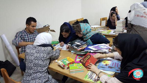 کارگاههای «کتابخانه های با من بخوان» در دو شهر مهاباد و پاوه