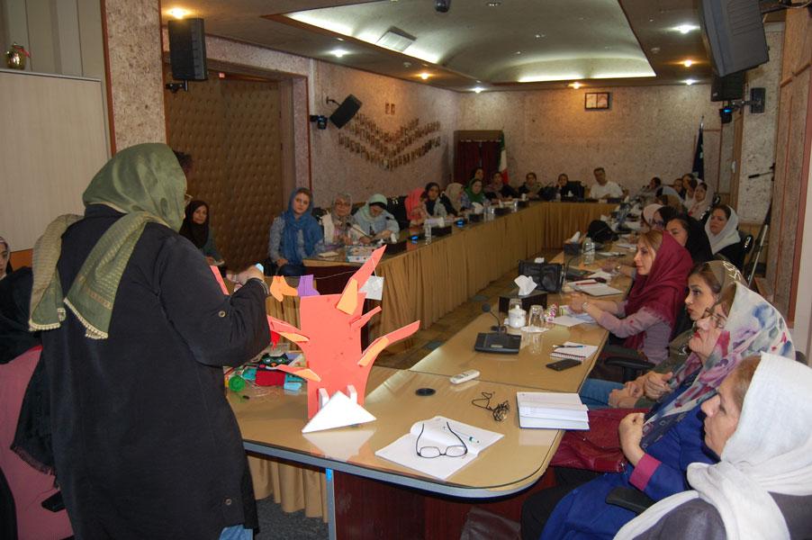 کارگاه آواورزی 4 خرداد