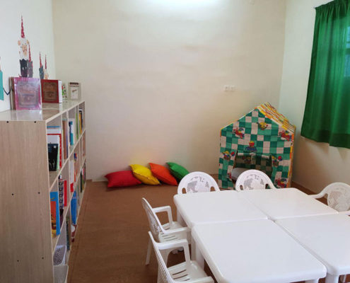 کتابخانهی کودکمحور عشایر لرستان