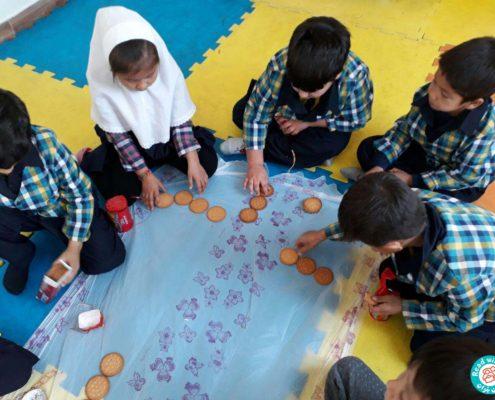 آموزش واک ب، محمودآباد، آذر ۹۶
