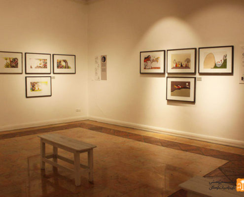 Illustration of Children's Books in Intercultural Dialogue Exhibition