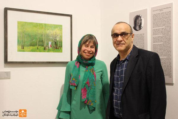 MohammaHadi Mohammadi, Iraninan writer of children's books