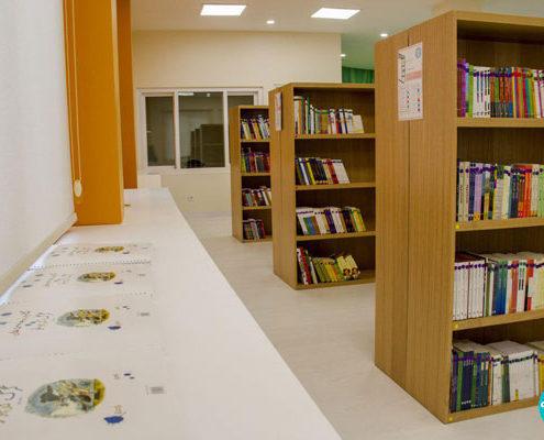 Khansar Children and Young Adults Library (Sadr-ol-Vaezin)