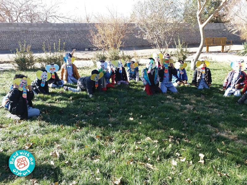 در این جلسه بچهها را به بوستان ابن حسام خوسفی بردم و یک نشست بلندخوانی برایشان برگزار کردم.