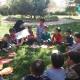 آواورزی با سیبیلک و بازدید از کانون پرورش فکری کودکان و نوجوانان، خوسف، مهر ۹۶