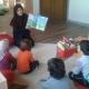 بلندخوانی کتاب «مرغ سرخ پاکوتاه»، معلم کلایه، بهمن 96
