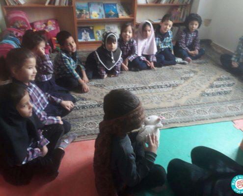 آموزش واک ب، محمودآباد، آذر 96