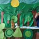 بلندخوانی کتاب درخت خرما و بزی، پاکدشت، اردیبهشت 97