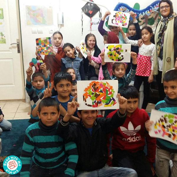 از کتابخوانی با کودکان تا بلندخوانی برای مادران