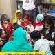 همکاری سفیران بومی «با من بخوان» در آموزش کودکان روستای شیرآباد زاهدان