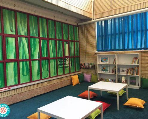 کتابخانه کودکمحور «ویستا»