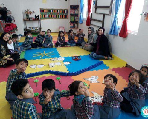 بلندخوانی داستانک هشتم شمارورزی لولوپی+0، محمودآباد،بهمن 96
