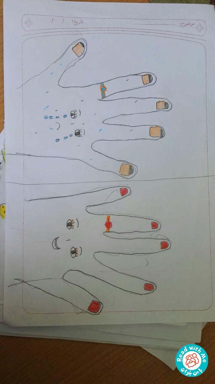 بلندخوانی کتاب چرا باید دستهایم را بشویم وقتی کثیف نیستند، محمودآباد، اردیبهشت 97