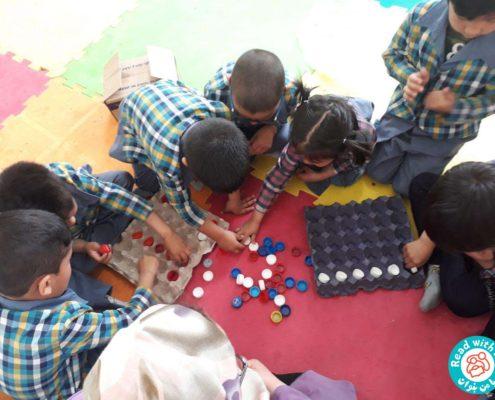 بلندخوانی کتاب هیولای سبز دنیا را نجات میدهد، محمودآباد، اردیبهشت 97