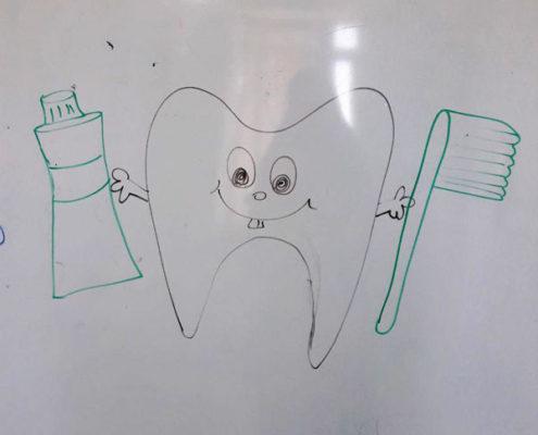 بلندخوانی کتاب «مهمانی هیولای دندان»،