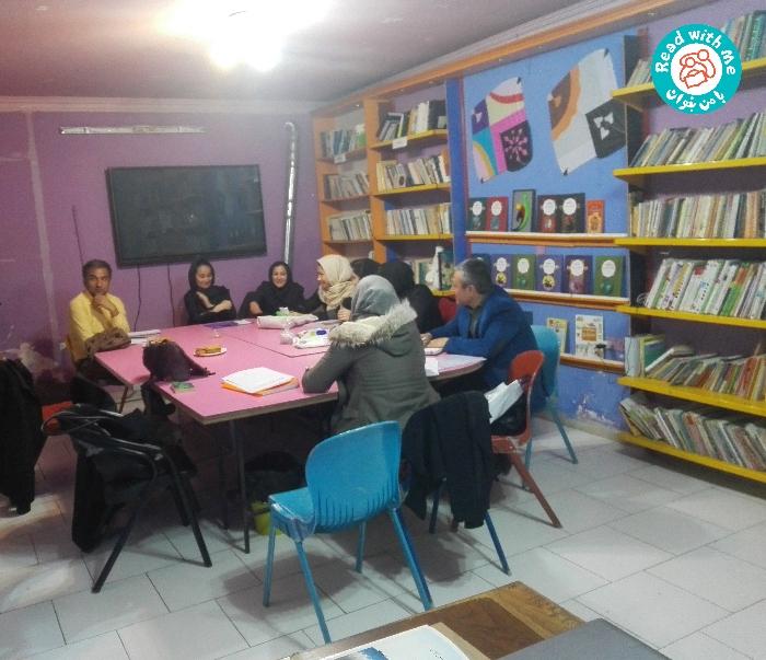 کتابخانه کودک محور فرهنگ کتابخانهای برای همه کودکان محله