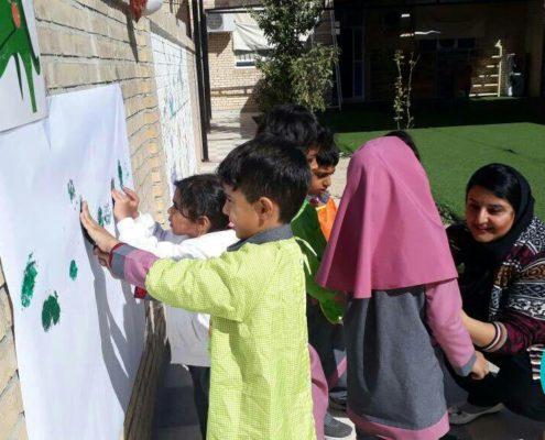 بلندخوانی آواورزی با سیبیلک، اوز، بهمن 96