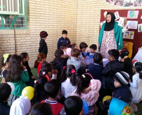 بلندخوانی کتاب نقطه، اوز، بهمن 96