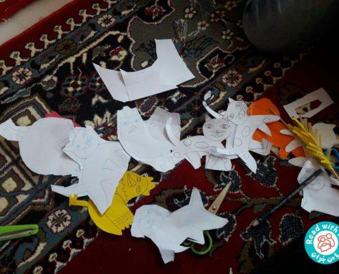 بلندخوانی مرغ سرخ پاکوتاه، ثلالث باباجانی، اردیبهشت 97