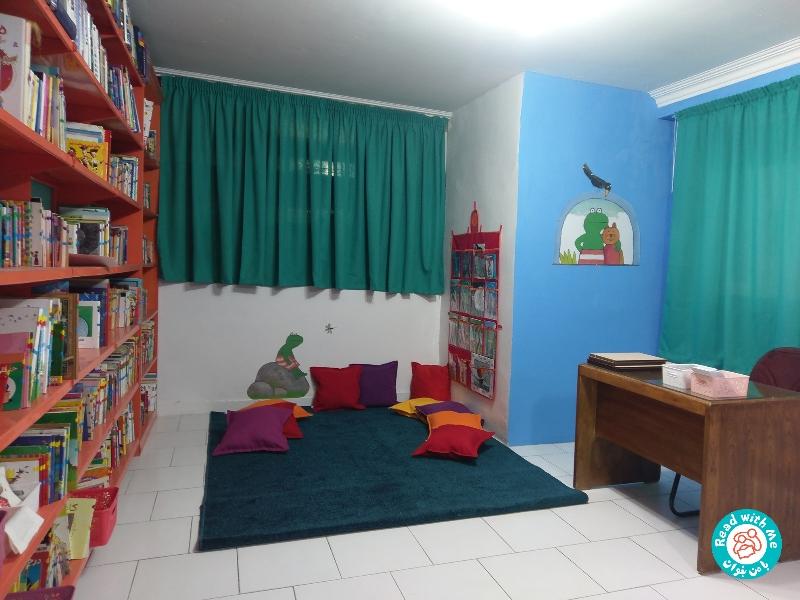 Farhang Library in Tehran