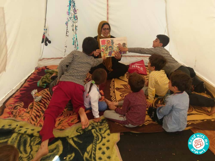 Reading-Aloud-Session-in-Camps-