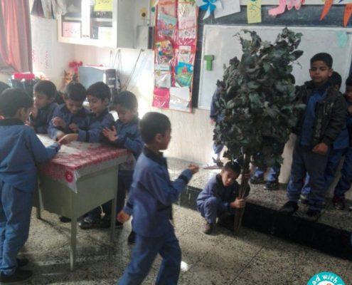 بلندخوانی فارسی آموز نخودی، زاهدان، آذر 96