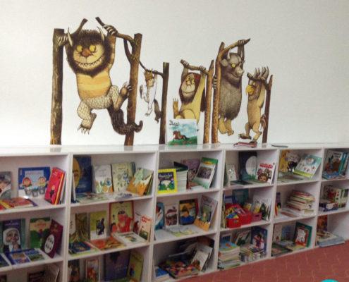 Adab School Library