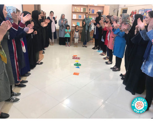 برگزاری کارگاه آواورزی و الفباورزی برای مربیان و داوطلبان منطقه سیلزده گوریه