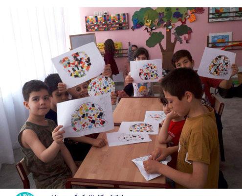 افتتاح کتابخانه کودکمحور دایان در منطقهی قلعهمرغی در جنوب شهر تهران