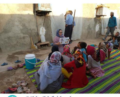 بیش از ۷۵۰ کودک زیر پوشش کمپین «یک آموزگار، یک کلاس، یک کتابخانه» قرار گرفتند
